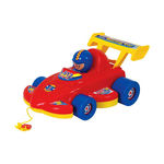 Anand Racing Car, multicolor