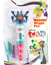 Pogo Monster Wiggle Pen