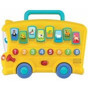 Winfun Animal Sounds Bus (Multicolor), multicolor