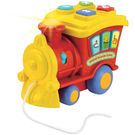 Winfun Animal Sounds Train, multicolor