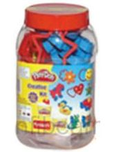 Crative Kit Play - Doh Jar
