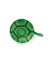 Stop To Shop Bike Bell Turtle,  green