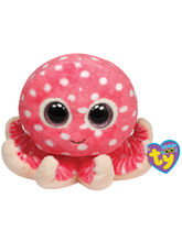 TY Ollie - Octopus, Pink