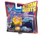 Disney Pixar Cars 2 Action Agent - TWTW12336, multicolor