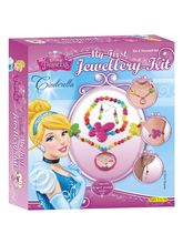 Itoys Disney My First Jewellry Kit Cinderella, multicolour