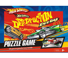 Hot Wheels Puzzle Game (Multicolor)