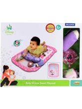 Winfun Baby Minnie Sweet Play Mat (Pink), Multicol...