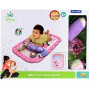 Winfun Baby Minnie Sweet Play Mat (Pink), multicolor