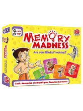 Mad Rat Games CB Memory Madness, Multi