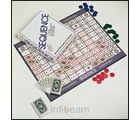 Sequence Board Game - An Exciting Game of Strategy (Multicolor)