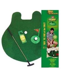 Cool Trends Toilet Golf,  green
