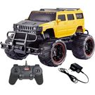 Saffire Off-Road 1: 20 Hummer Monster Racing Car,  yellow