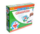Buddyz Doraemon Do - it - Yourself Coloured Glass for Kids, multicolor