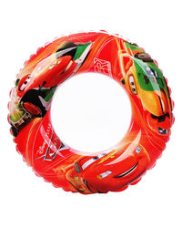 Disney Cars Kid 80Cm Swimming Ring, red