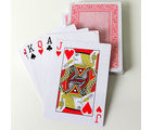 Cool Trends Jumbo Playing Cards A6, multicolor