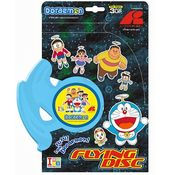 Itoys Doraemon Flying Disc, multicolour