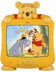 Disney Pooh 14Inch Colour Television