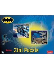 Funskool Batman 2 In 1 Puzzle 9710900