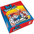 United Toys Diy Bicycle (With Paints) - 1601915, multicolor