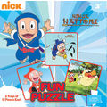 Ninja Hattori Fun Puzzle (Multicolor)