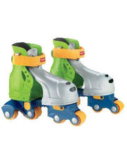 Fisher Price Grow With Me 1, 2, 3 Inline Skates - Boys - V7622
