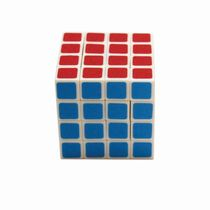 Shine World 4X4 Cube Puzzle Game For Kids And Adults, multicolor