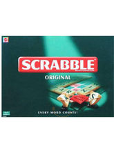 Mattel Scrabble Original-English