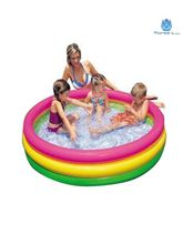 Intex Intex Inflatable Pool 3 Ft Diameter, Multico...