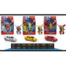 U Smile Transformer Set, multicolor