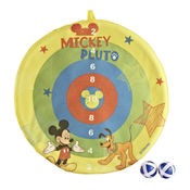 Disney Mickey Dartboard Slimeball,  pink