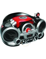 Hot Wheels Rock N Race CD Boom box