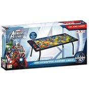 Itoys Avengers Multipuopose Gaming Table, multicolour