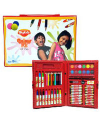 Sky Kidz 67 Pcs Art Set, multicolor