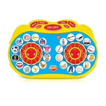 Mitashi Game In Spinner,  yellow