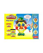 Funskool Play-Doh Play Face - TWTW552, Multicolor