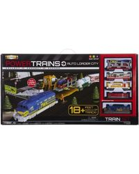 Power Train Auto Loader City, multicolor