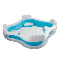 Intex Family Swim Center Pool, Without Pump, multicolor