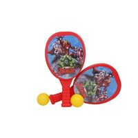 Itoys Marvel Ultimate Spider Man Cricket Set With 4 Wickets-Big Size, design 8
