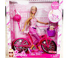 Barbie Glam Bike - T2332 (Pink)