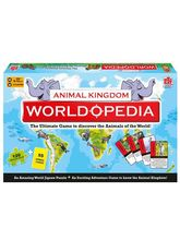 Mad Rat Games Worldopedia - Animal Kingdom, Multicolor