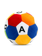 Tinytot Ball With Alphabet, Multicolor