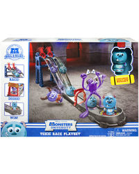 Disney Monsters University Toxic Race Playset, multicolor