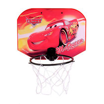 Disney Cars Mini Basketball Board Set,  red