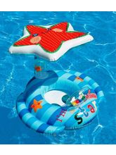 Intex Lil Star Baby Float (Multicolor)