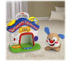 Fisher Price Laugh & Learn Puppy'S Playhouse (Multicolor)