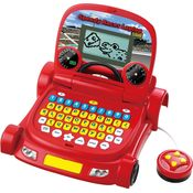Winfun Speedy Racer Laptop, multicolor