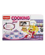Funskool Cooking Set (New) - TWTW321, Multicolor