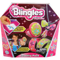 Blingles Jewelry Pack, multicolor