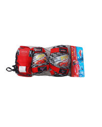 Disney Cars Skate Protection Set, red