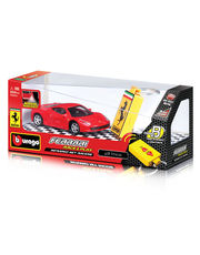 Bburago Race And Play Key Racers Assortment